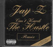 JAY-Z - Can't knock the Hustle (REMIX) CDM 4TR Hip Hop 1996 US Release