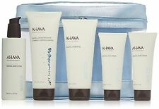 AHAVA Dead Sea Mineral Body Kit Shower Gel Botanic Cream Wash Body 200ml - 5 pc