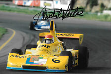 MICHEL LECLERE signed f2 ELF RENAULT j2, f2 valleunga 1976