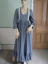 Laura Ashley Maxi 100% Cotton Vintage Dresses