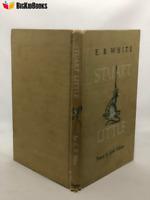 Stuart Little E. B. White 1945 Garth Williams Harper & Brothers Early Edition