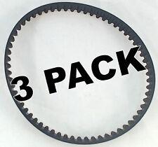 3 Pk, Bissell Pro Heat Deep Clean Small Brush Belt, 1602669