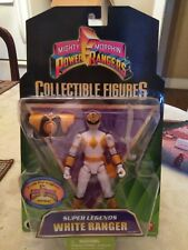 Mighty Morphin Power Rangers Super Legends White Ranger