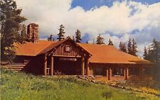 Cedar Breaks Utah~Cedar Breaks Lodge Cedar Breaks National Monument~1960