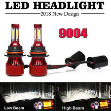 Cree Led Headlight Kit 9004 Hb1 for Dodge Ram 1500 2500 1994-2001 High Low Beam