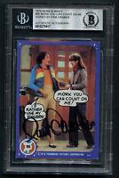 Pam Dawber #86 signed autograph auto 1978 Mork & Mindy TV Show Card BAS Slabbed