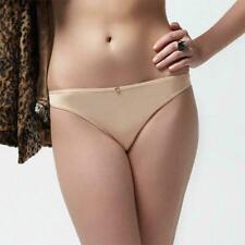 10 Pack Size 14 Panache Ladies Atlantis Thongs Nude