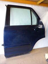 HONDA CRV CR-V 02-06 MK2 NEARSIDE REAR PASSENGER SIDE NSR DOOR ETERNAL BLUE B96P