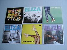 ELIZA DOOLITTLE job lot of 6 promo CD album/singles Walking On Water Let It Rain