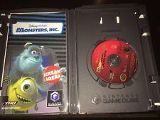 Monsters Inc Scream Arena GameCube