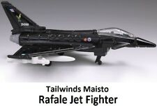 Tailwinds Maisto  France BLACK French Rafale Jet Fighter. New in Blister Pack!