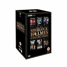 The Complete Sherlock Holmes Collection 6 Disc DVD Box Set Brand New
