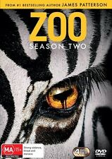 ZOO : Season 2 : NEW DVD
