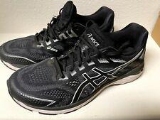 Asics Men's Gt-2000 7 Sneakers / Shoe - Black - Size 11 - Exercise / Run / Train
