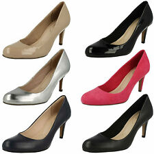Clarks Block Court Shoes for Women