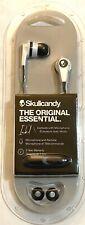 Skullcandy INK'D In-Ear Earbud/Headphone w/Mic & Remote-White/Black #:S2IKFY-074