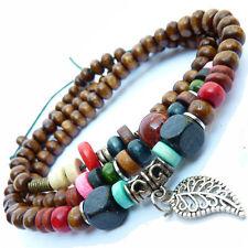 Modeschmuck-Armbänder aus Holz für Herren