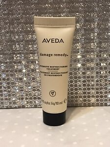 Aveda Damage Remedy Intensive Restructuring Treatment 10ml Mini/Sample Size New