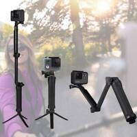 GOPro Selfie Stick Tripod 3 Feets Stand Monopod Pole For Go Pro HERO 7/6/5/4/3/2