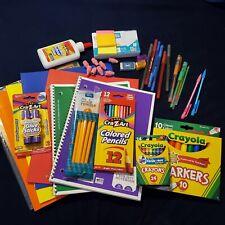 Deluxe School Supplies Bundle