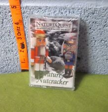 NATURE'S NUTCRACKER cassette tape Nancy Jensen 1994 Tchaikovsky NWT Christmas