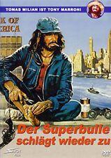 Der Superbulle schlägt wieder zu Action-Komödie- Bruno Corbucci mit Tomas Milian