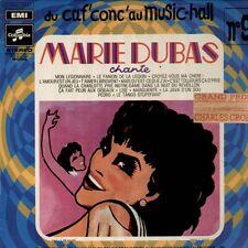 Dubas Marie, Chante - orig. France EMI / Columbia C 054-15283 LP