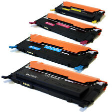 4PK CLT-K409S C409S M409S Y409S Toner For Samsung CLP-310 CLP-315 CLX-3175