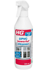 HG Powerful Cleaner Spray Cleans UPVC Window Frames, UPVC Doors and Facias