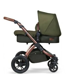 ickle bubba Stomp V4 Special Edition All in One Travel System with Isofix Base …