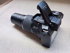 Cámara digital Fujifilm FinePix S9200 16.0MP - Zoom 50x-Full HD-negro