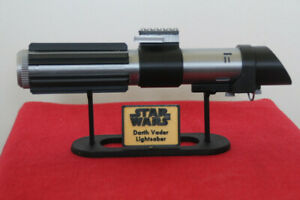 star wars - Sabre laser deDark Vador - Réalisation artisanal en impression 3D