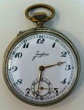 Junghans Taschenuhr,pocket watch,montre gousset