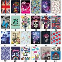 Colorful Patterns Shell Case Cover For Samsung Galaxy Tab A 8.0 (2019) T290 T295
