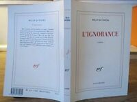 L'Ignorance by Milan Kundera (2003-04-03)
