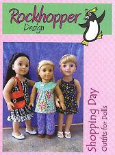 """Poupées Vêtements pattern-approprié pour 17 """"à 20"""" Dolls-par Rockhopper Design SD"""