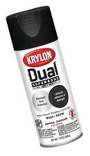 Krylon K08823007 Dual Superbond Primer Spray Paint, 12 Ounce Aerosol, Satin B...