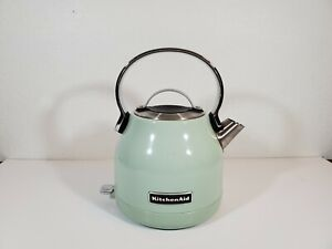 KitchenAid Pistachio 5-Cup Manual Electric Kettle Replacement Pot Only EUC