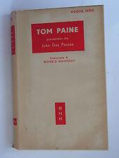 Tom Paine - John Dos Passos - Mondadori - 3124