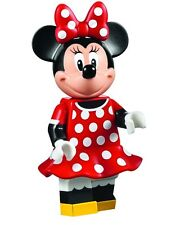 Lego Disney Mini Figurine Minnie Mouse à pois Château 71040