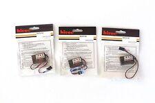 Lot of 3 New HiTec Jam Check'r RC Radio Control Servo : Saver Airplane Control