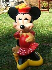 LATEX MOULD MOULDS MOLD.     STANDING MINNIE MOUSE