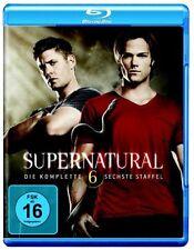 Blu-ray Box * Supernatural - Season/Staffel 6 * NEU OVP