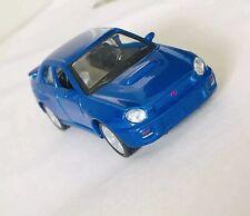 SUBARU IMPREZA WRX STI 1/40 SCALE CAR METAL MODEL BY MAISTO