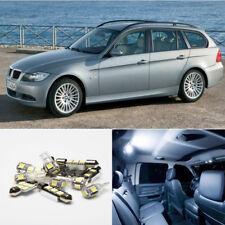 20×white Interior LED light bulb kit for BMW 3 Series E 91 Wagon (06-12)