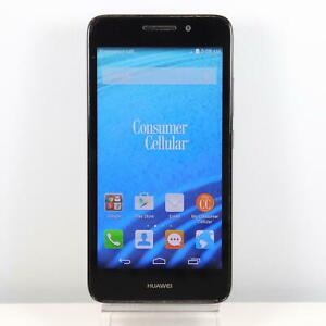 Huawei SnapTo (Consumer Cellular) 4G LTE Smartphone - G620