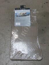 Mercedes Benz Genuine CLK-Class Genuine All Season Rubber Floor Mat Set Beige