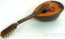 Japan Suzuki NO.230 bowlback solid Spruce top rosewood Mandolin,hard case,OJMN30