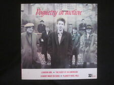 """THE POGUES - 7"""" Cover - POETRY IN MOTION ( for framing or replacement)"""
