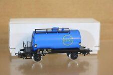 Märklin 4440 H0 2 essieux Wagon-citernes Aral de DB Bleu